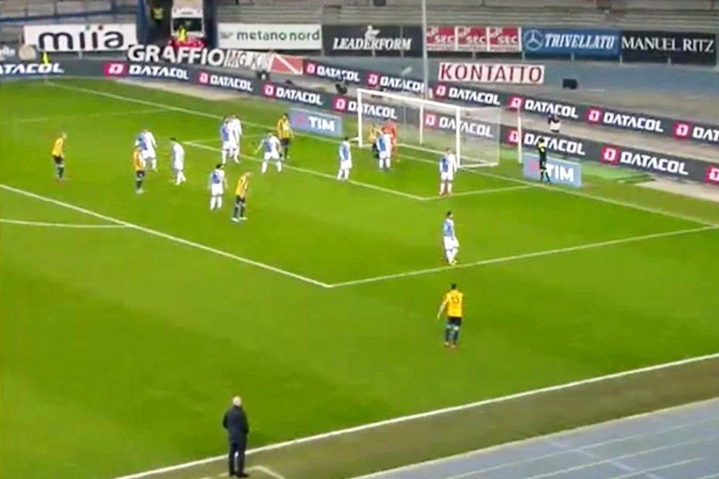 Datacol e lo Sport sponsor Hellas Verona