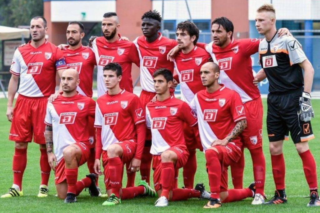 Datacol sponsor Mantova calcio