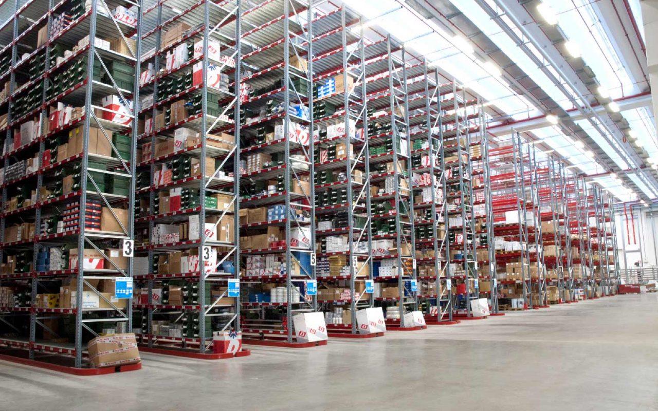 Area logistica Datacol