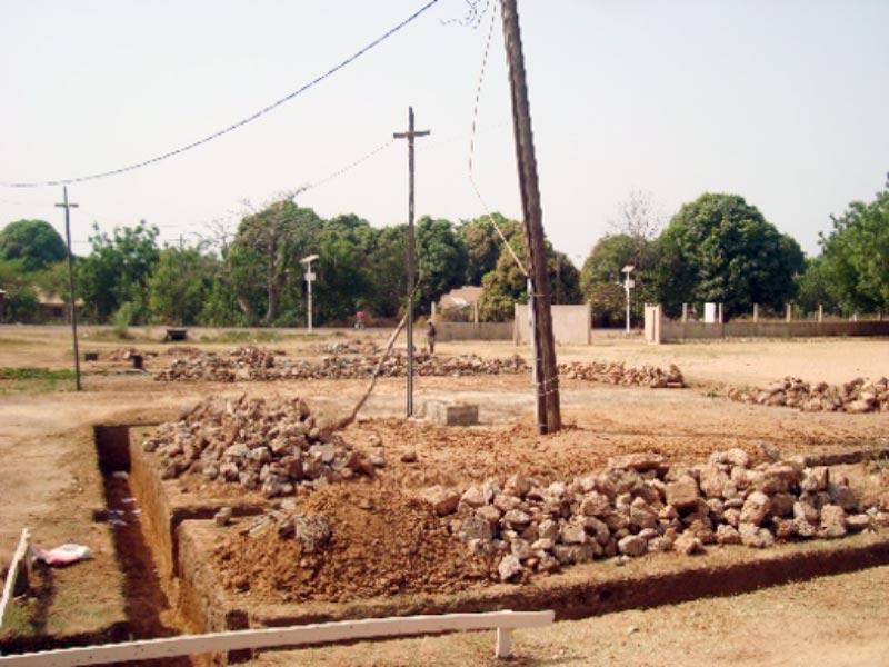 Missione di Quinhamel nella Guinè-Bissau